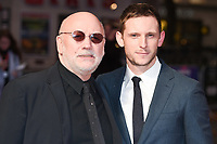 Peter Turner &amp; Jamie Bell at the London Film Festival 2017 screening of &quot;Film Stars Don't Die in Liverpool&quot; at Odeon Leicester Square, London, UK. <br /> 11 October  2017<br /> Picture: Steve Vas/Featureflash/SilverHub 0208 004 5359 sales@silverhubmedia.com