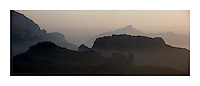 High definition panoramas, Pyrenees Spain