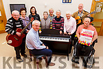 """Baile Mhuire launching their variety concert """"A Little Help from my Friends"""" which is going ahead on Sunday May 12th.<br /> Seated Paddy Garvey.<br /> Back l to r: Johnny Moriarty, Rene Fitzgibbon, Trish Moriarty, Dolly Lawlor, Paula O'Shea, Leona Heaslip, Eileen Daly, Gerry Cournane and Michael McCarthy."""