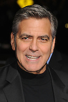 "1 February 2016 - Westwood, California - George Clooney. ""Hail, Caesar!"" Los Angeles Premiere held at the Regency Village Theatre. Photo Credit: Byron Purvis/AdMedia"