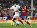 FC Barcelona vs R. Madrid: 2-0 (Jornada 15)