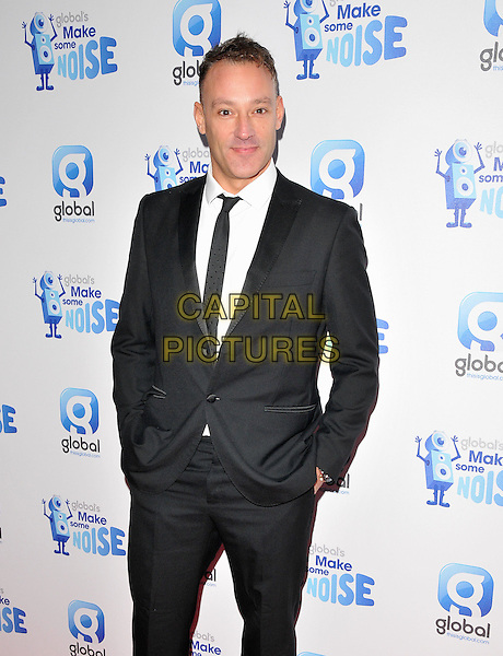 Toby Anstis attends the Global Radio's Make Some Noise Night Gala, Supernova, Embankment Gardens, London, England, UK, on Tuesday 24 November 2015. <br /> CAP/CAN<br /> &copy;CAN/Capital Pictures