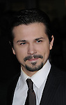 Freddy Rodriguez arriving at the premiere of Nothing Like The Holidays, at Grauman's  Chinese Theater Hollywood, Ca. December 3, 2008. Fitzroy Barrett