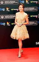 Michelle Yeoh posses in the photocall of the 61 San Sebastian Film Festival, in San Sebastian, Spain. September 20, 2013. (ALTERPHOTOS/Victor Blanco) /NortePhoto
