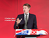 Labour Party Education manifesto launch at Microsoft, London, Great Britain <br /> 9th April 2015 <br /> <br />  General Election Campaign 2015 <br /> <br /> <br /> <br /> Tristram Hunt <br /> Shadow education minister <br /> <br /> <br /> Photograph by Elliott Franks <br /> Image licensed to Elliott Franks Photography Services