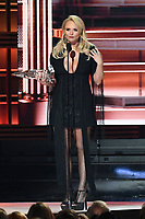 08 November 2017 - Nashville, Tennessee - Miranda Lambert. 51st Annual CMA Awards, Country Music's Biggest Night, held at Bridgestone Arena.  <br /> CAP/ADM/LF<br /> &copy;LF/ADM/Capital Pictures