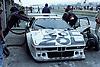 BMW M1 #8, François SERVANIN (FRA) - Laurent FERRIER (FRA), 1000 KM DIJON 1980