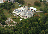 BNPS.co.uk (01202 558833)<br /> Pic: MikeSimmonds/BNPS<br /> <br /> Multi-millionaire businessman Stephen Curtis's former home on Portland in Dorset.<br /> <br /> The deaths of the British boss of a Russian oil firm and his helicopter pilot in a crash 14 years ago were no accident, according to a friend who wants police to re-investigate the case.<br /> <br /> Wealthy businessman Stephen Curtis and Max Radford were killed when their helicopter crashed near Bournemouth Airport in Dorset in March 2004.<br /> <br /> Although an inquest later heard Mr Curtis had received death threats and had his phones tapped, a jury returned a verdict that the pair died from an accident and pilot error was to blame.<br /> <br /> But fellow pilot John Hackney, a friend of Mr Radford, has spoken out in the wake of the nerve agent attack on a former Russian spy in Salisbury, to claim that Moscow also had a hand in the fatal crash.