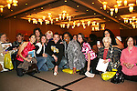 Tom Pelphrey and fans - So Long Springfield event celebrating 7 wonderful decades of Guiding Light which brought out Guiding Light Actors as they  came to see fans at the Hyatt Regency in Pittsburgh, PA. for Q & A, acting scenes between actors and fans by GL finest during the weekend of October 25, 2009. (Photo by Sue Coflin/Max Photos)