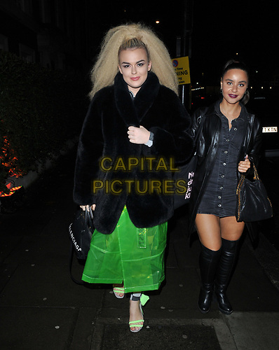 LONDON, ENGLAND - NOVEMBER 26: Tallia Storm at the Biltmore Hotel launch party, The Biltmore, Grosvenor Square on Tuesday 26 November 2019 in London, England, UK. <br /> CAP/CAN<br /> ©CAN/Capital Pictures