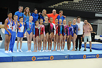 TURNEN: ROTTERDAM: 18-06-2017, NK Fantastic Gymnastics, ©foto Martin de Jong