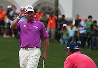 LEE WESTWOOD (ENG) wins the Final Round and the 2014 Maybank Malaysian Open at the Kuala Lumpur Golf & Country Club, Kuala Lumpur, Malaysia. Picture:  David Lloyd / www.golffile.ie