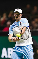 Rotterdam, The Netherlands, 11 Februari 2019, ABNAMRO World Tennis Tournament, Ahoy, first round match: Andreas Seppi (ITA)<br /> Photo: www.tennisimages.com/Henk Koster