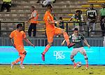 Deportivo Cali venció como local 4-2 a Envigado. Fecha 1 Liga Águila II-2017.