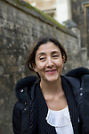 Ingrid Betancourt at Christ Church during the Sunday Times Oxford Literary Festival, UK, 2-10 April 2011.<br />