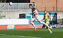 25/09/2010   Copyright  Pic : James Stewart.sct_jsp001_hamilton_v_kilmarnock  .::  FLAVIO PAIXAO HEADS HOME ACCIES FIRST GOAL  ::.James Stewart Photography 19 Carronlea Drive, Falkirk. FK2 8DN      Vat Reg No. 607 6932 25.Telephone      : +44 (0)1324 570291 .Mobile              : +44 (0)7721 416997.E-mail  :  jim@jspa.co.uk.If you require further information then contact Jim Stewart on any of the numbers above.........