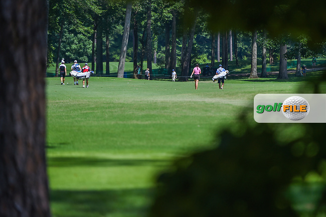 Olivia Mahaffey (a)(NIR) heads down 2 during round 1 of the U.S. Women's Open Championship, Shoal Creek Country Club, at Birmingham, Alabama, USA. 5/31/2018.<br /> Picture: Golffile | Ken Murray<br /> <br /> All photo usage must carry mandatory copyright credit (© Golffile | Ken Murray)