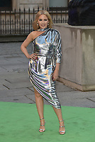 Kylie Minogue <br /> at the Royal Academy of Arts Summer exhibition preview at Royal Academy of Arts on June 04, 2019 in London, England.<br /> CAP/PL<br /> ©Phil Loftus/Capital Pictures