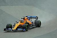15th November 2019; Autodromo Jose Carlos Pace, Sao Paulo, Brazil; Formula One Brazil Grand Prix, Practice Day; Carlos Sainz Jr (ESP) Mclaren F1 Team MCL34 - Editorial Use
