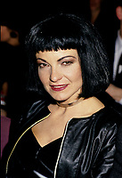 Montreal (Qc) CANADA - May 1993 -File Photo -<br /> <br /> Marjolaine Morin portrait<br /> <br /> <br /> Marjolaine Morin (born 2 August 1953 in Montreal, Quebec), professionally known as Marjo, is a francophone Canadian singer-songwriter. After singing in two musicals of Francois Guy, Marjo joined the band Corbeau in 1979, two years after the group was started by Pierre Harel.<br /> <br /> Her solo career began shortly after Corbeau disbanded with the theme song for the film La Femme de l'hotel which earned a Genie Award for Best Original Song in 1985. In 1986, her debut album Celle qui va sold more than 250 000 copies.<br /> <br /> -Photo (c)  Images Distribution