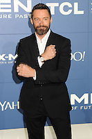 "NEW YORK CITY, NY, USA - MAY 10: Hugh Jackman at the World Premiere Of Twentieth Century Fox's ""X-Men: Days Of Future Past"" held at the Jacob Javits Center on May 10, 2014 in New York City, New York, United States. (Photo by Celebrity Monitor)"
