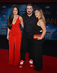 """Joey Fatone and family 070 arrives for the premiere of Sony Pictures' """"Spider-Man Far From Home"""" held at TCL Chinese Theatre on June 26, 2019 in Hollywood, California"""