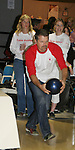 "Guiding Light's Robert Newman ""Josh Lewis"" bowls at the ""Bloss"" Bowling Event during the Guiding Light weekend on October 15, 2005 at the Port Authority, NY (Photo by Sue Coflin)"