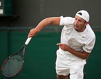 24-06-11, Tennis, England, Wimbledon, Lukaz Kubot