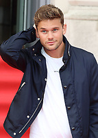 Jeremy Irvine at the Film4 Summer Screen: The Wife Opening Gala at Somerset House, Strand, London, England, UK on Thursday 9th August 2018.<br /> CAP/ROS<br /> &copy;ROS/Capital Pictures /MediaPunch ***NORTH AND SOUTH AMERICAS ONLY***