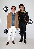 BEVERLY HILLS, CA - August 7: Frankie Muniz, Jordan Fisher, at Disney ABC Television Hosts TCA Summer Press Tour at The Beverly Hilton Hotel in Beverly Hills, California on August 7, 2018. <br /> CAP/MPI/FS<br /> &copy;FS/MPI/Capital Pictures