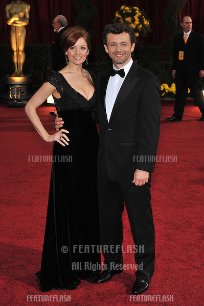 Michael Sheen at the 81st Academy Awards at the Kodak Theatre, Hollywood..February 22, 2009  Los Angeles, CA.Picture: Paul Smith / Featureflash