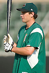 Augusta's David Maroul during batting practice at Fieldcrest Cannon Stadium in Kannapolis, NC, Saturday, June 17, 2006.