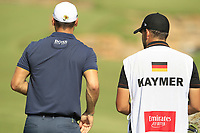 Martin Kaymer (GER) on the 18th fairway during the final round of the DP World Tour Championship, Jumeirah Golf Estates, Dubai, United Arab Emirates. 18/11/2018<br /> Picture: Golffile | Fran Caffrey<br /> <br /> <br /> All photo usage must carry mandatory copyright credit (© Golffile | Fran Caffrey)
