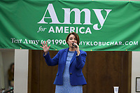 FEB 15 Amy Klobuchar Early vote kick off rally