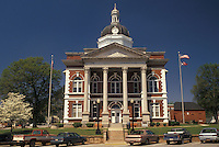 Greenville, Georgia, GA, Greenville Courthouse