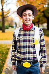 _E1_2160<br /> <br /> 1610-85 GCI Halloween Costumes<br /> <br /> October 31, 2016<br /> <br /> Photography by: Nathaniel Ray Edwards/BYU Photo<br /> <br /> &copy; BYU PHOTO 2016<br /> All Rights Reserved<br /> photo@byu.edu  (801)422-7322<br /> <br /> 2160