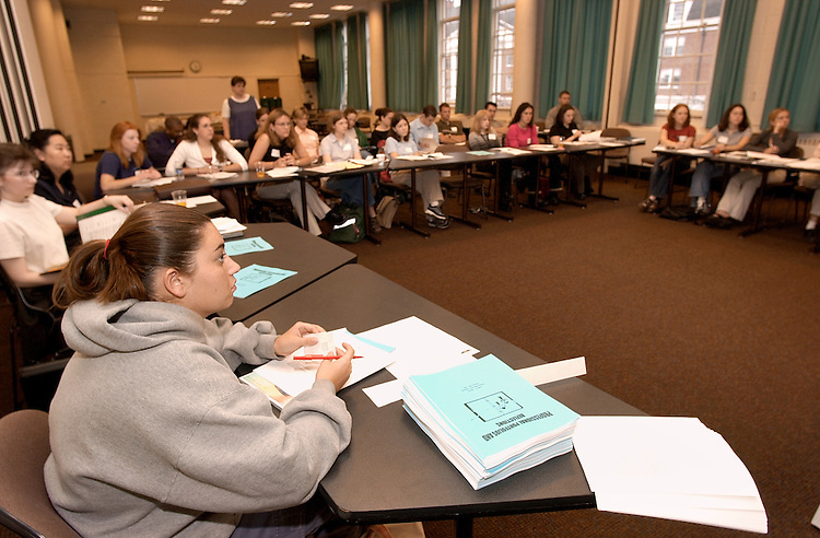 College of Education student seminars