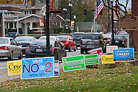 Campaign signs - 2011 -iWesterville