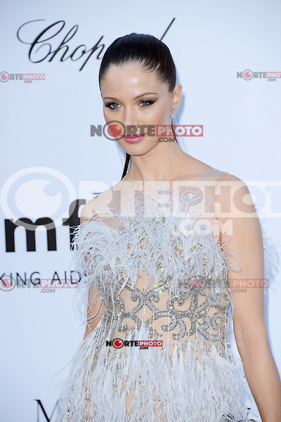 Georgina Chapman attending the 2012 amfAR Cinema Against AIDS Gala at Hotel du Cap-Eden-Roc in Antibes, France on 24.5.2012. Credit: Timm/face to face / Mediapunchinc