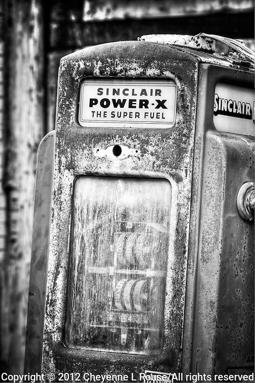 Sinclair Pump #2 - Utah