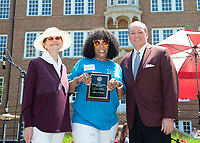 Staff Appreciation Day. Tiffney Williams, College of Ag &amp; Life Sciences.<br />  (photo by Megan Bean / &copy; Mississippi State University)