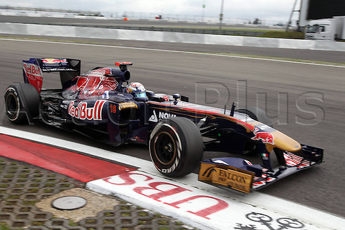 22 07 2011  Formula 1 GP Germany Nuerburgring Sebastien Buemi Red Bull Toro Rosso motor racing Formula 1 Nuerburg Nuerburgring  .