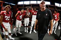 Stanford, CA - August 31, 2019:  Stanford Football wins over Northwestern, 17-7 at Stanford Stadium.