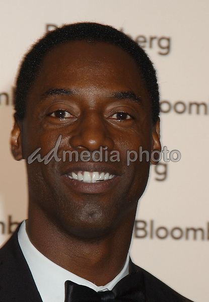 30 April 2005 - Washington, D.C. - Isaiah Washington. Bloomberg News Party of the Year, following The White House Correspondents' Dinner held at a private location. Photo Credit: Laura Farr/AdMedia