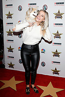LOS ANGELES - FEB 29:  Ariana Madix at the Beverly Hills Dog Show Presented by Purina at the LA County Fairplex on February 29, 2020 in Pomona, CA