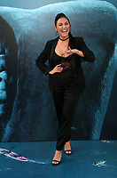 HOLLYWOOD, CA - August 6: Cassie Scerbo, at Warner Bros. Pictures And Gravity Pictures' Premiere Of &quot;The Meg&quot; at TCL Chinese Theatre IMAX in Hollywood, California on August 6, 2018. <br /> CAP/MPI/FS<br /> &copy;FS/MPI/Capital Pictures