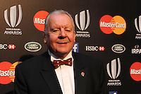 Bill Beaumont CBE, chairman RFU, at the World Rugby Awards 2015  - 01/11/2015 - Battersea Evolution, London<br /> Mandatory Credit: Rob Munro/Stewart Communications