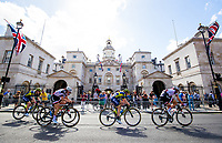 Picture by Alex Whitehead/SWpix.com - 11/06/2017 - Cycling - OVO Energy Women's Tour - Stage 5: The London Stage - Horse Guards Parade.