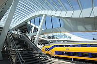 Central Station in Arnhem,Netherlands