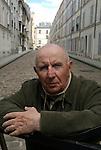 Paul Virilio in Passage d enfer, Paris